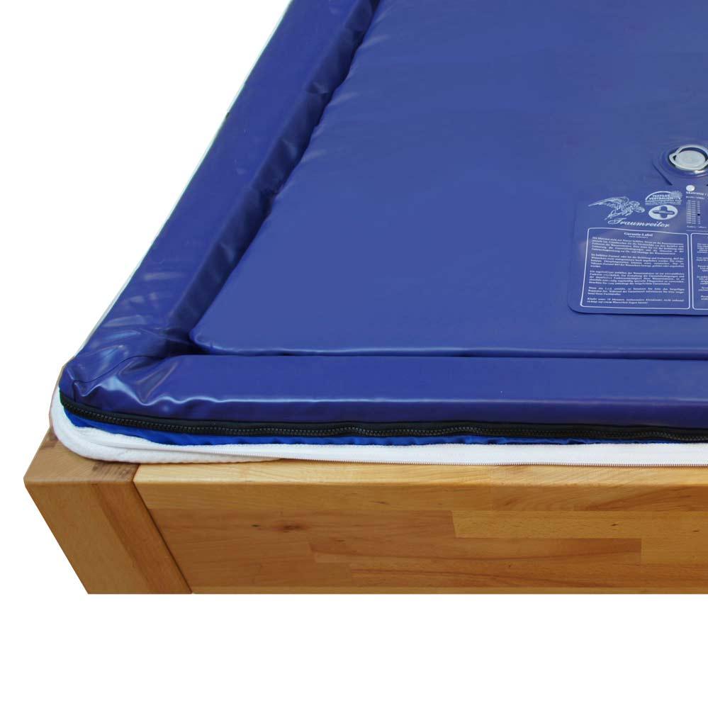 februar 2018 wasserbett matratze 90x200 extra sicher. Black Bedroom Furniture Sets. Home Design Ideas