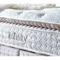 Amerikanische Matratze mit Nicky Velour Pillow Top