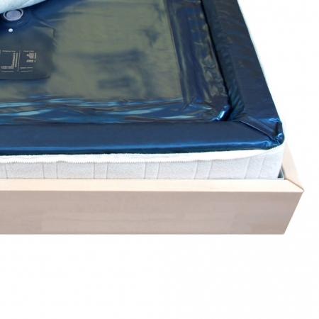 Wasserbettmatratze dual 90x200