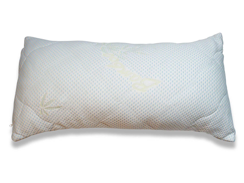 zwei st ck orthop disches kopfkissen nackenst tzkissen cloud 40x80 allergiker visco kissen. Black Bedroom Furniture Sets. Home Design Ideas