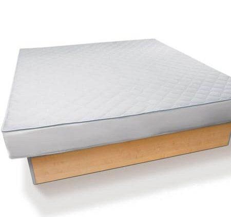 Wasserbettauflage Matratzenschoner Matratzenauflage