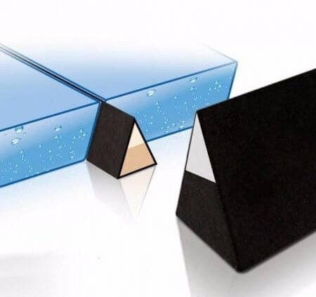 Der Wellenbrecher Trennkeil für Wasserbetten ideale Trennung und Trennwand