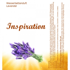 Wasserbetten Duft Lavendel
