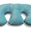 Zwillingsstillkissen blau TwinKi Zwillinge Stillen